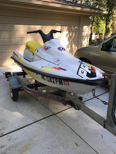 Jet Boat Intake Grate Rake