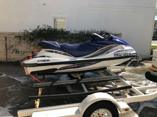 1999 Fx Cruiser Ho For Sale - Yamaha 9404794,Trailers