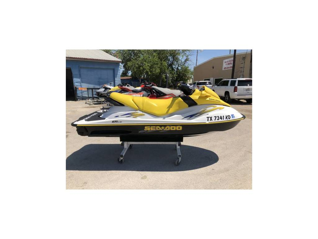 2005 Sea Doo Gti Le Rfi For Sale in Lewisville, TX - PWC Trader