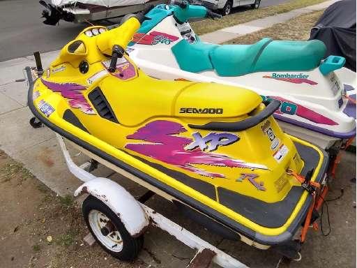 1996 Seadoo Xp >> 1996 Xp For Sale Sea Doo Pwcs Pwc Trader