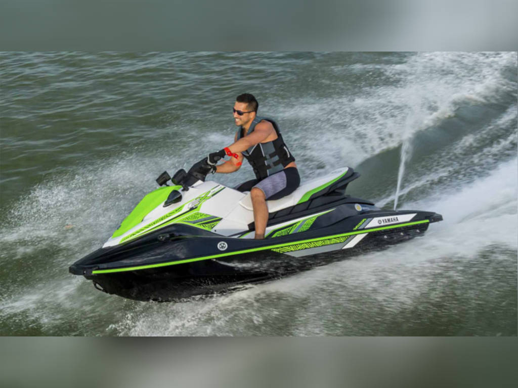 2018 Yamaha WaveRunner GP1800 Power New and Used Boats for